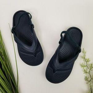 🍀🍀Croc's Kid's Flip Flop Sandals  Sz 13  Unisex